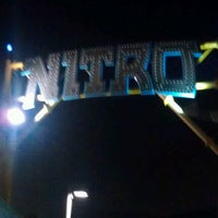 Photo taken at Nitro by Kim L. on 10/16/2011