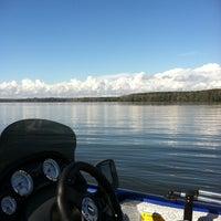 Photo taken at Lake Talquin State Park by Karen W. on 1/8/2012