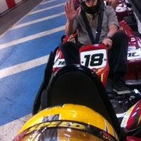 Photo taken at K1 Speed Carlsbad by Dana H. on 11/11/2011
