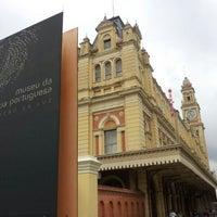 Foto tirada no(a) Museu da Língua Portuguesa por Felipe S. em 12/27/2011
