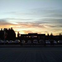 Photo taken at S. Everett Park & Ride by Monica H. on 9/30/2011
