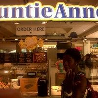 Photo taken at Auntie Anne's by Samalia-Rose M. on 6/15/2012