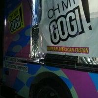 Photo taken at Oh My Gogi! Truck by Treyci on 9/2/2011