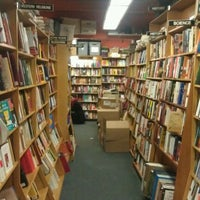 Photo taken at Trident Booksellers & Cafe by Jake S. on 12/21/2011
