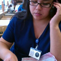 Photo taken at Wendy's by Angelica M. on 10/13/2011