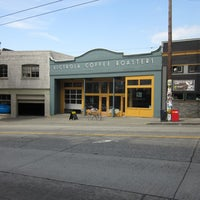 Photo taken at Victrola Cafe and Roastery by Robby D. on 6/24/2012