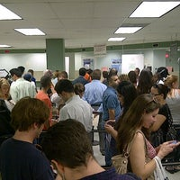 Photo taken at New York State DMV by Lindsay D. on 8/29/2012