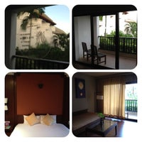 Photo taken at Kandaburi Resort & Spa by Sunny L. on 6/16/2012