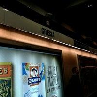 Photo taken at Metro Grecia by Güido A. on 7/5/2012