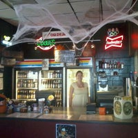 Photo taken at Mo's Pizza by Natasja F. on 10/14/2011