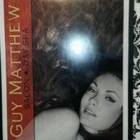 Photo taken at Guy Matthew Salon by Boy R. on 6/26/2012