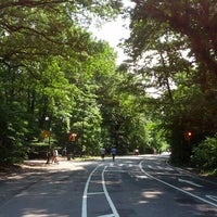 Photo taken at Prospect Park Loop by Jon T. on 6/10/2012