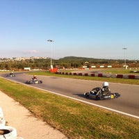 Photo taken at Karting Club Vendrell by Alberto R. on 12/8/2011