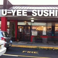 Photo taken at U-Yee Sushi by Nick F. on 8/28/2011