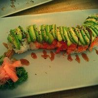 Photo taken at Banzai Sushi & Thai by Joyce on 12/26/2011