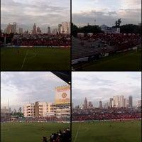 Photo taken at PAT Stadium by Kong B. on 9/14/2011