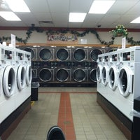 Photo taken at Excalibur Laundromat by Ethan M. on 4/2/2011