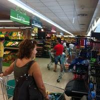 Photo taken at Mercadona by Sergio G. on 8/12/2011