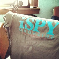 Photo taken at iSPY Magazine HQ by iSPYMagazine on 2/28/2012