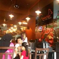 Photo taken at Restoran Sekinchan Ikan Bakar by feerold on 4/16/2011