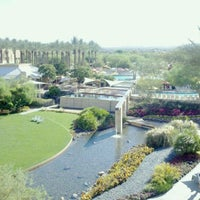 Photo taken at JW Marriott Phoenix Desert Ridge Resort & Spa by Tony D. on 6/18/2011