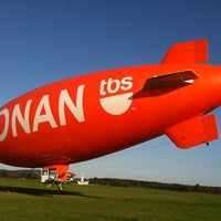 Photo taken at The Conan Blimp 2011 by Clifford S. on 10/6/2011