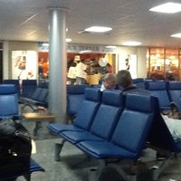 Photo taken at Maurice Bishop International Airport (GND) by Brenda B. on 10/15/2011
