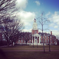 Photo taken at Johns Hopkins University by Nicole K. on 3/4/2012