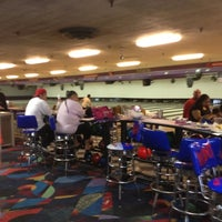 Photo taken at Diversey River Bowl by Christopher G. on 6/23/2012