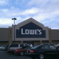 Photo taken at Lowe's Home Improvement by Jeff B. on 11/19/2011