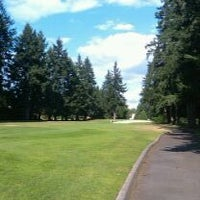 Photo taken at Oakbrook Golf & Country Club by Tyler G. on 8/31/2011