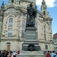 8/13/2012 tarihinde Monica G.ziyaretçi tarafından Martin-Luther-Denkmal'de çekilen fotoğraf