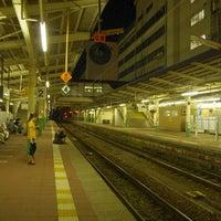 Photo taken at Niigata Station by Kazuki T. on 1/21/2012