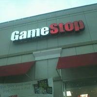 Photo taken at GameStop by Robert B. on 12/4/2011
