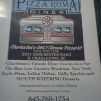 Photo taken at Charleston House of Pizza by Mark S. on 1/20/2012