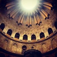 Photo taken at Church of the Holy Sepulchre by Marozhneva on 5/7/2012