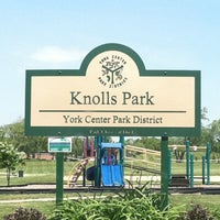 Photo taken at Knolls Park by Alex H. on 5/24/2012