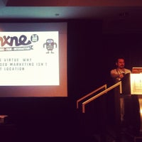 Photo taken at NXNE Conference Centre by Roberto F. on 6/15/2012