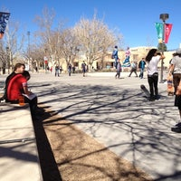 Photo taken at University of New Mexico by Jeremiah H. on 3/22/2012