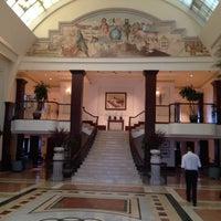 Photo taken at British Colonial Hilton by Thomas C. on 8/29/2012