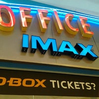Photo taken at Cobb Merritt Square 16 Theatre & IMAX by Carlos D. on 8/18/2012