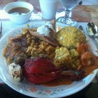 Photo taken at Haveli Indian Cuisine by Antonio M. on 9/3/2012