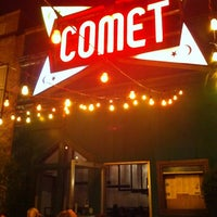 Photo taken at Comet Ping Pong by Cody H. on 6/1/2012