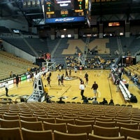 Photo taken at Mizzou Arena by Drew T. on 1/16/2012