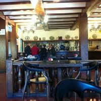 Photo taken at La Carreta by Alex W. on 2/27/2012
