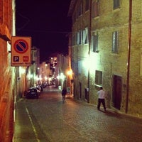 Photo taken at Albergo Italia by Enrico C. on 10/21/2011