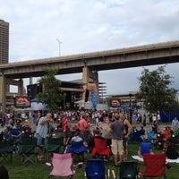 Photo taken at Thursday at Canalside by Nohl S. on 8/9/2012