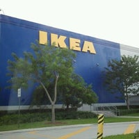 Photo taken at IKEA Sunrise by Me T. on 10/24/2011