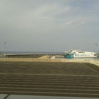 Photo taken at Port Comercial by Javier C. on 9/1/2011