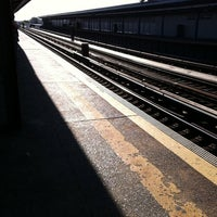 Photo taken at MTA Subway - 88th St/Boyd Ave (A) by LaLa L. on 8/29/2011